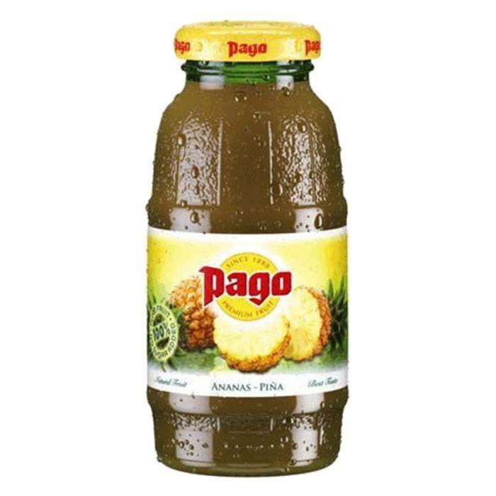 Pago Ananas 20cl (pack de 12)