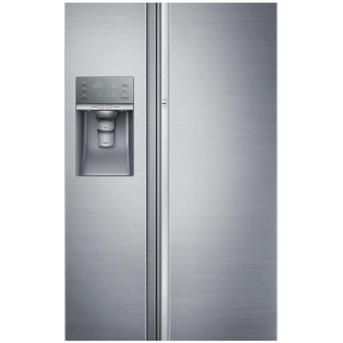 SAMSUNG RH57H90507F Réfrigérateur Américain 570L (394L + 176L) - Concept Food ShowCase