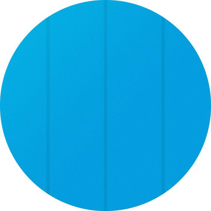 TECTAKE Bâche à bulles pour Piscine ronde de protection extérieure en Plastique 5,49 m Bleu