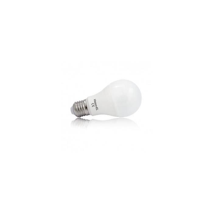 Ampoule LED E27 Bulb 10W 6000K