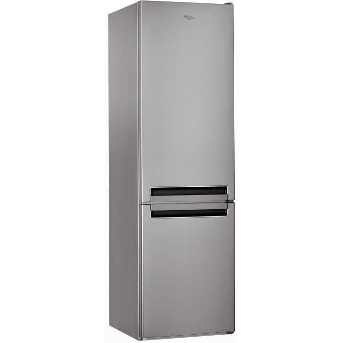 Réfrigérateur Combiné WHIRLPOOL BLF5121OX