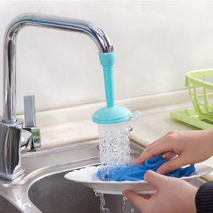 360 ° Rotation Robinet Filtre Robinet Diffuseur maison salle de bain accessoires de cuisine Gadget
