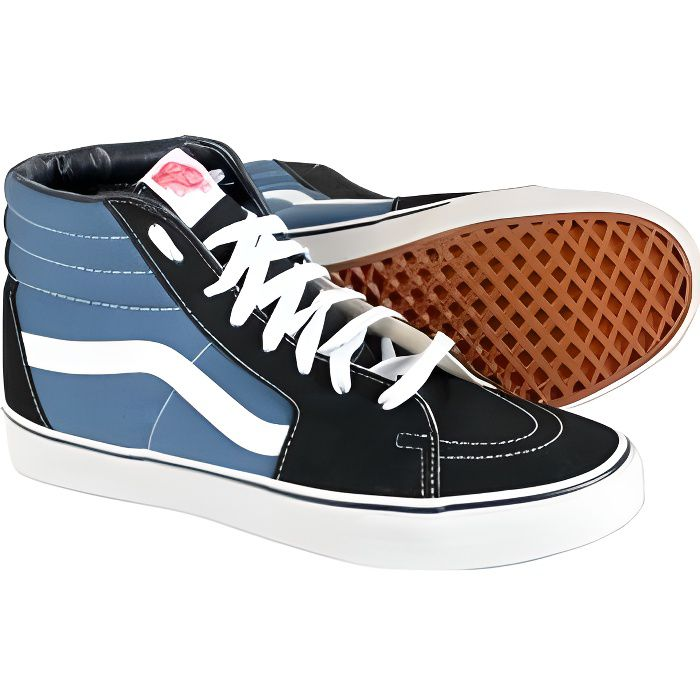 chaussure montante vans homme