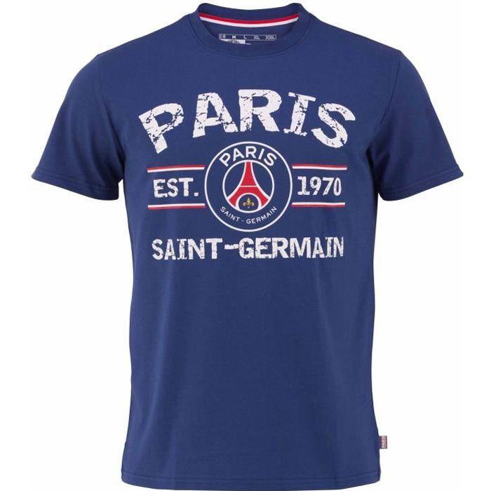 Taille Enfant gar/çon Collection Officielle Paris Saint Germain PSG T-Shirt Marco VERRATTI