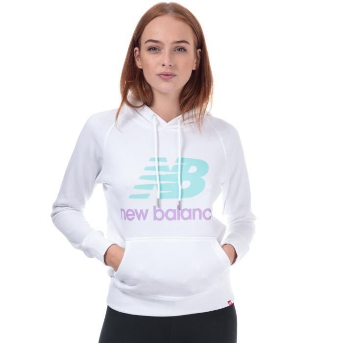 new balance blanc femme