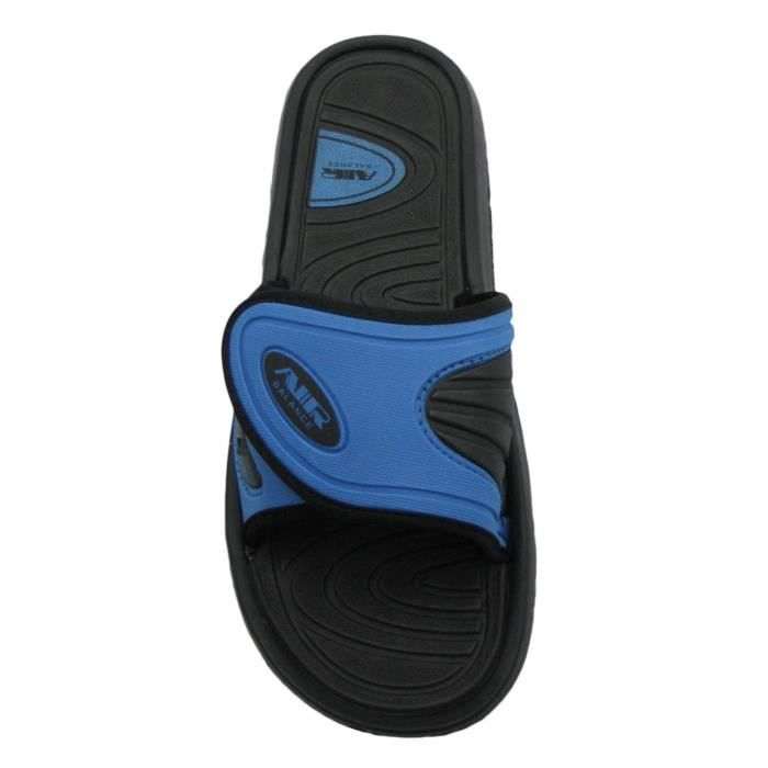 Air Boys Comfortable Shower Beach Sandal Slippers W-adjustable Strap In Classy Colors JTOBJ Taille-39 dC1t2g