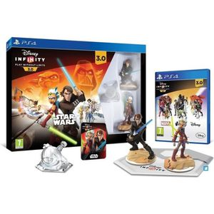 JEU PS4 Pack démarrage Disney Infinity 3.0 Star Wars PS4