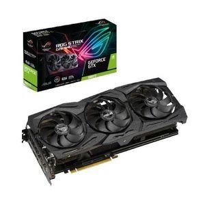 CARTE GRAPHIQUE INTERNE ASUS ROG-STRIX-GTX1660TI-6G-GAMING GeForce GTX 166