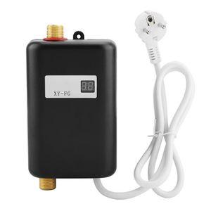ROBINETTERIE DE CUISINE 220V 3800W Mini Chauffe-eau instantané électrique
