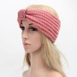 PACK APPAREIL RÉFLEX femmes à tricoter à la main de la bande de tête ga