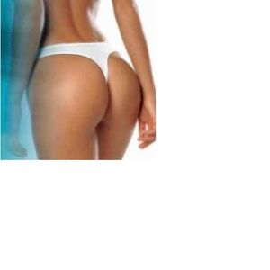 STRING - TANGA SO SEXY LOT 5 STRING TAILLE S CLASSIQUE NOIR OU BL