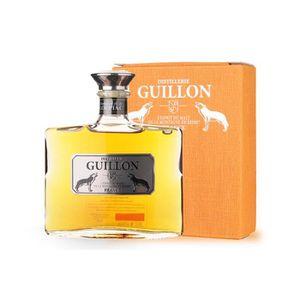 WHISKY BOURBON SCOTCH Guillon finition Loupiac 20cl - Etui - Esprit de M