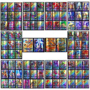 CARTE A COLLECTIONNER Dorara 120 Pièces Pokemon Cartes (GX115+MEGA5), Po
