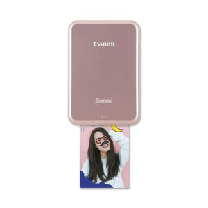 IMPRIMANTE Canon Zoemini - Imprimante photo portable - Rose