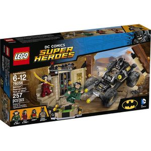 ASSEMBLAGE CONSTRUCTION LEGO Super Heroes Batman: Rescue from Ra's al Ghul