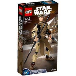 ASSEMBLAGE CONSTRUCTION LEGO® Star Wars™ 75113 Rey