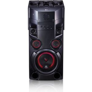 CHAINE HI-FI LG OM5560 Mini chaîne High Power Multi Bluetooth -