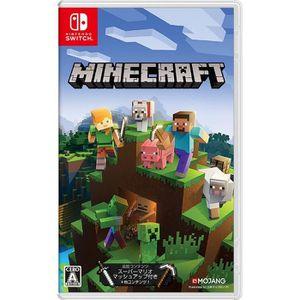 JEU NINTENDO SWITCH Microsoft Minecraft Switch Edition NINTENDO SWITCH