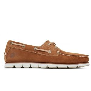 chaussures homme timberland bateau