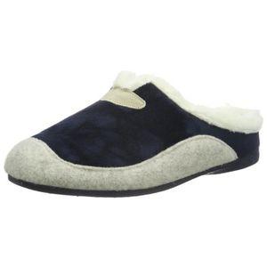 CHAUSSON - PANTOUFLE HHC, chaussons chauds de femmes Lined 3MRZJJ Taill