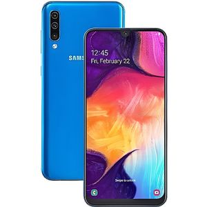 SMARTPHONE Samsung Galaxy A50 6Go 128Go - Bleu