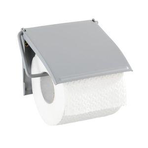 surface Chrome sans percer Badzubehör distributeur de papier toilette avec ventouse wc