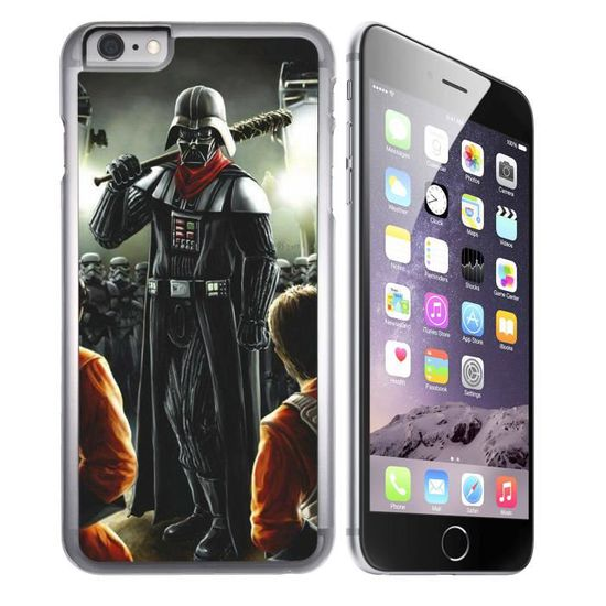 coque iphone 8 dark vador