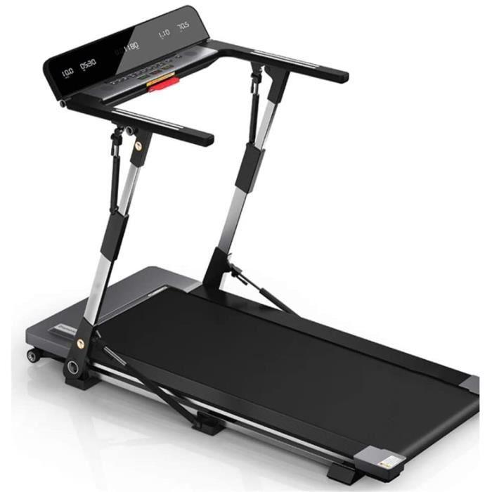 Machine de Marche electrique Home Fitness Equipment Salle De Fitness Interieur Ultra Silencieux Complet Tapis Roulant Pliant Co250