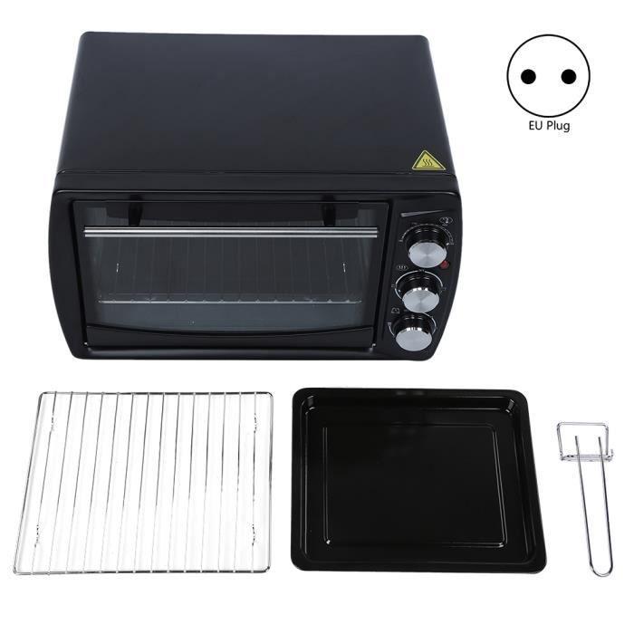 RING 20L Petit Four Électrique de Bureau Multifonction Machine de Cuisson Ménage Appareils de Cuisine(EU 220V )