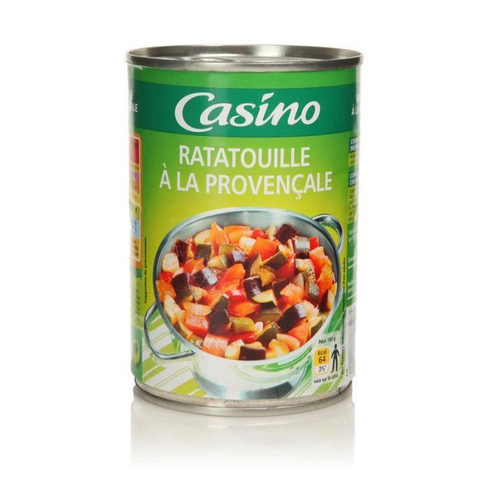 Ratatouille à la provençale - 375 g