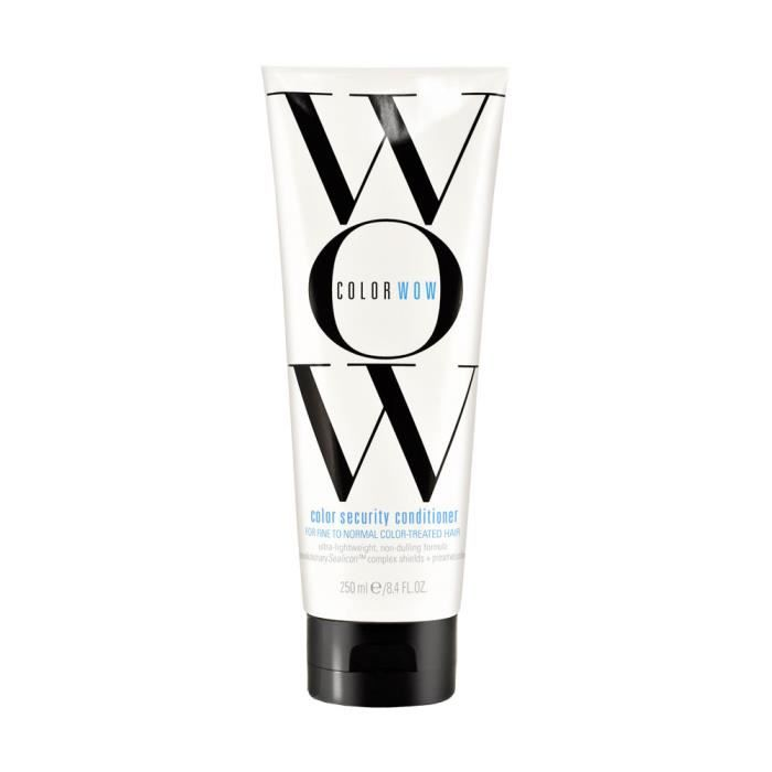 Couleur Wow sécurité Color Conditioner 250ml fine à normale