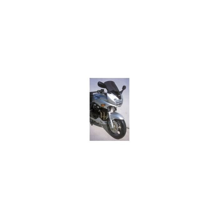 KAWASAKI 750 ZR7 S-01/03-BULLE HAUTE ERMAX NOIRE-0103044