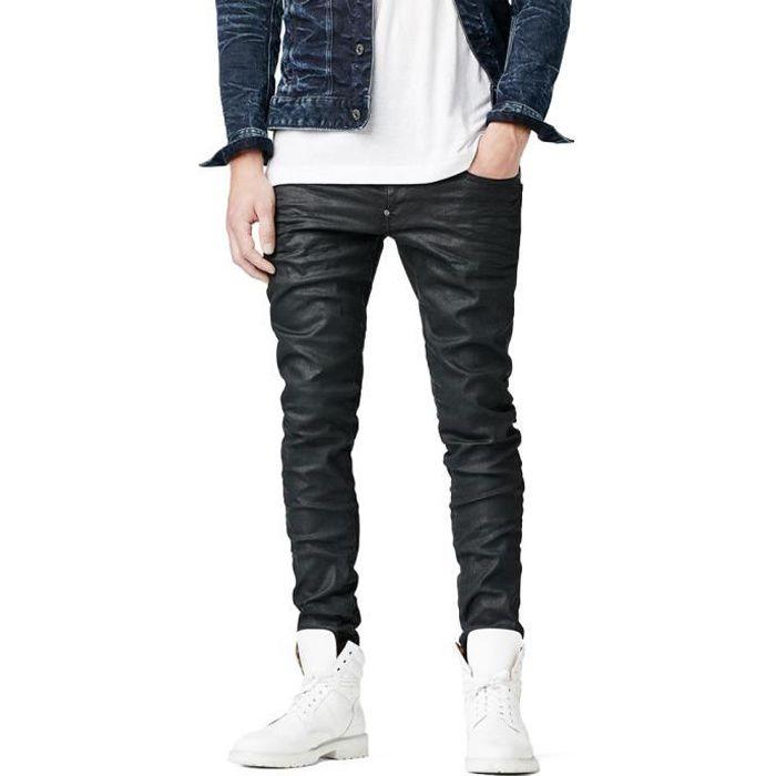 Vêtements homme Jeans G-star Revend Super Slim L34