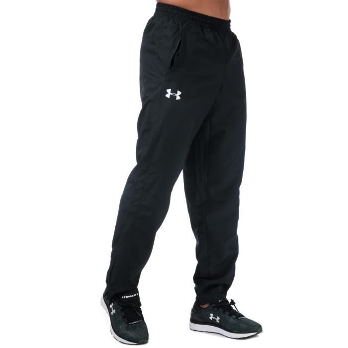 Under Armour Pantalon en toile Sportstyle Noir Homme