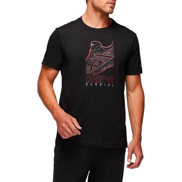 T-shirt Asics Running Graphic