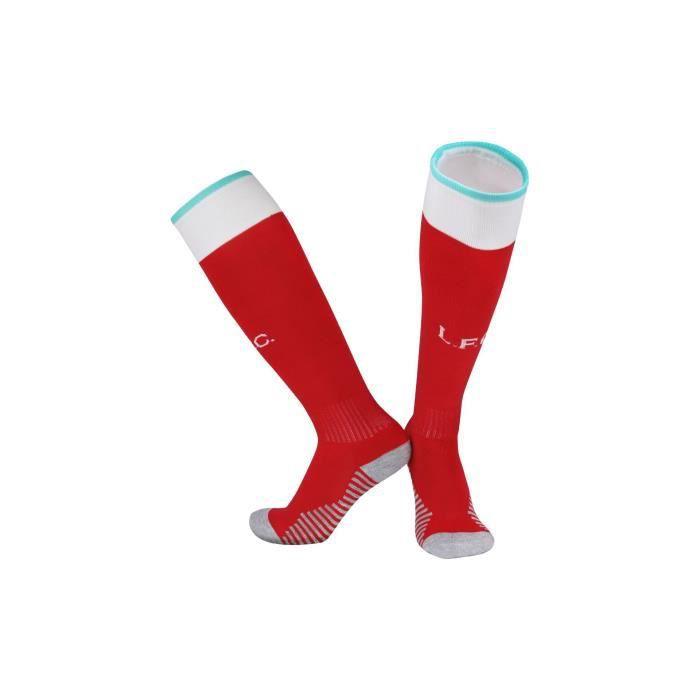 Khaki542021 Barca Real Madrid Liverpool chaussettes bas de serviette pour hommes et femmes chaussettes de football antidérapantes