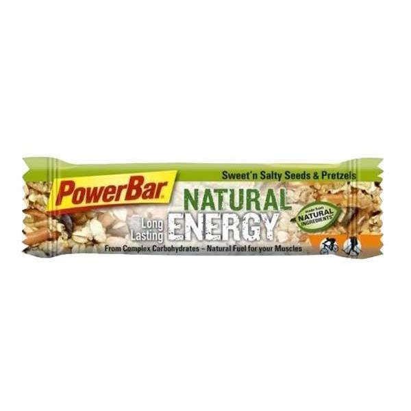 Barres énergétiques Powerbar Natural Energy Box…