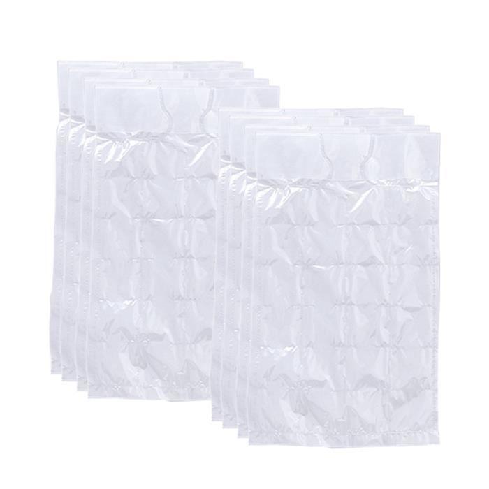 50 feuilles jetables durables auto-scellants sacs de fabrication de glace moule à de glaçons pour les LUNCH BOX - BOITE A REPAS