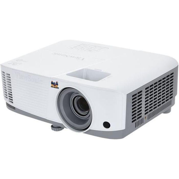 VIEWSONIC Projecteur DLP PA503X - 3D - 3600 ANSI lumens - XGA (1024 x 768) - 4:3 - Objectif zoom