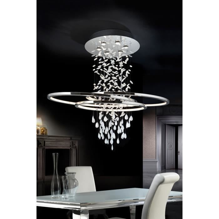 luminaire suspension design achat vente luminaire suspension design soldes d t cdiscount. Black Bedroom Furniture Sets. Home Design Ideas