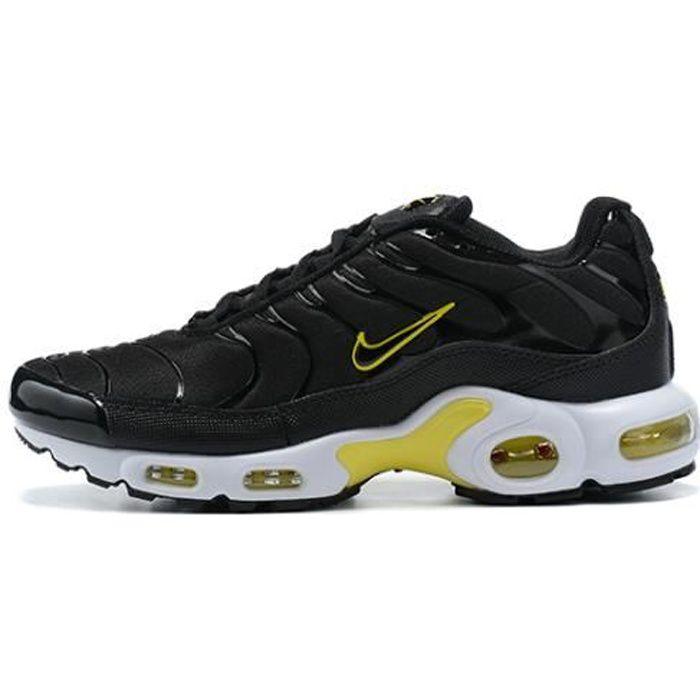Baskets Nike Air Max Plus TN Chaussures de running pour Homme Noir ...