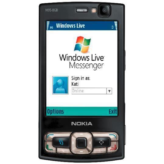 Nokia Noir 8go 8go Noir 8go N95 Noir N95 Nokia Nokia N95