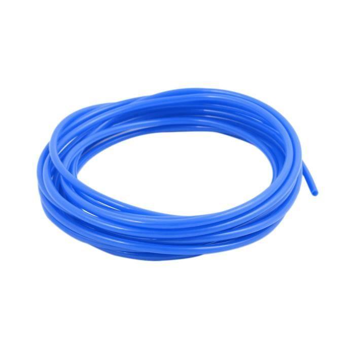 Tube en Silicone Flexible ID 7 mm x 11 mm OD /épaisseur de 2 mm Tuyau deau air de 10 m/ètre