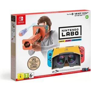 JEU NINTENDO SWITCH Nintendo Labo™ - Kit VR Toy-Con 04 - Ensemble de b