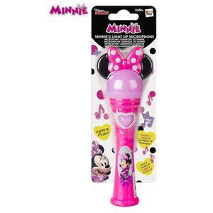 INSTRUMENT DE MUSIQUE Minnie Micro lumineux avec musique 19x7