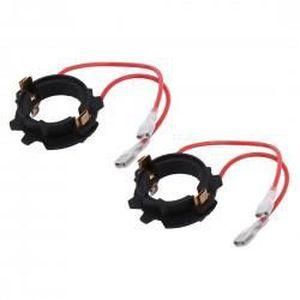 PHARES - OPTIQUES Paire de support de fixation d'ampoules type H7 po