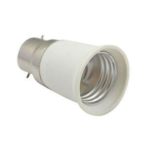 DOUILLE Adaptateur Lumière Ampoule E27 à B22