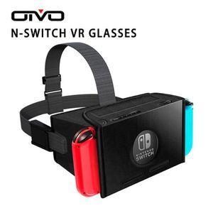 KIT RÉALITÉ VIRTUELLE Switch VR Verres et Accessoires Sac VR-Box montés