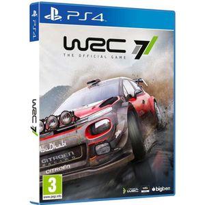 JEU PS4 WRC7 pour PS4