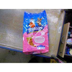 CROQUETTES BREKKIESCroquettes au poulet - Chat Junior - 1,5